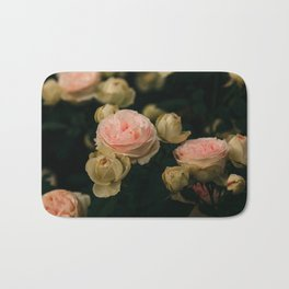 Korean Roses Bath Mat