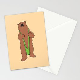 BEAR-AT! Stationery Cards