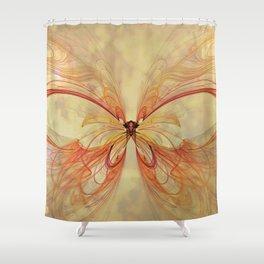 Papillon Shower Curtain