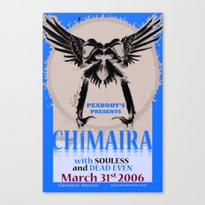 Chimaira Poster 2006 Canvas Print