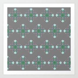 Tile Collection #2 Art Print