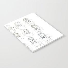 Kristen Stewart Sketches Notebook