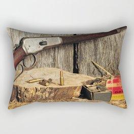 Winchester Model 53 Rectangular Pillow