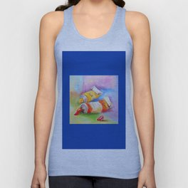 Bold Colors Unisex Tank Top