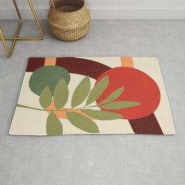 Abstract Flow 23 Rug