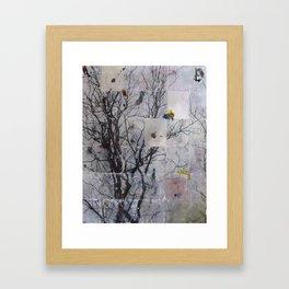 Tree Series 1 Framed Art Print