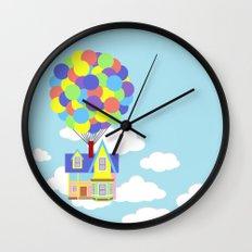 Up! Wall Clock