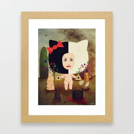Thalidomide and the Infinite Sadness Framed Art Print