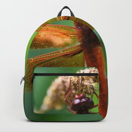 Beautiful Dragonfly Backpack