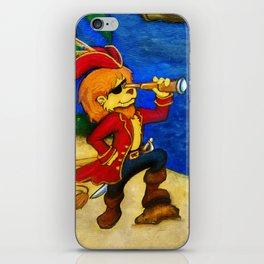 A Pirate's Life  iPhone Skin