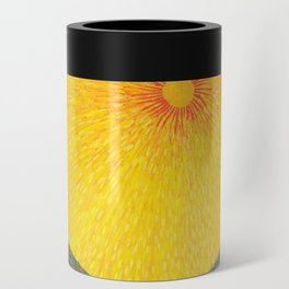 Here Comes the Sun - Van Gogh impressionist abstract Can Cooler