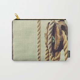 Nautical rigging Carry-All Pouch
