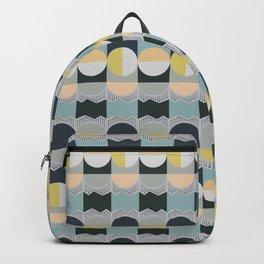 GEOMETRIC PATTERN VELAS Backpack