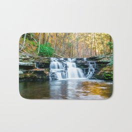 Fall Falls Bath Mat