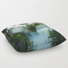 Wonderful Waterfall Floor Pillow
