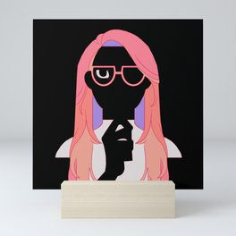 Certain Self Mini Art Print