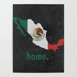 Mexico Proud Poster