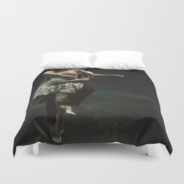 abyss of the disheartened : V Duvet Cover