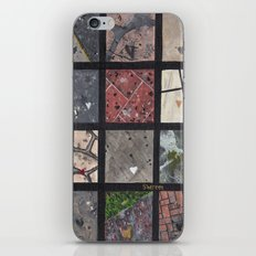 Love on the ground iPhone & iPod Skin