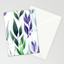 Leafage #01 Stationery Cards
