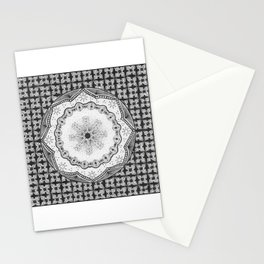 Zendala - Zentangle®-Inspired Art - ZIA 23 Stationery Cards