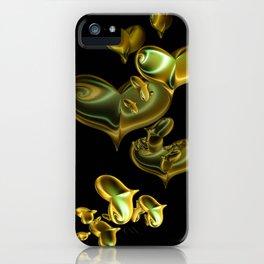 Herzchen I iPhone Case