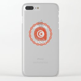 TunItsia Its In My DNA Clear iPhone Case