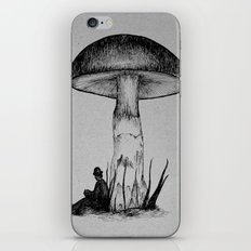 Under the Toadstool iPhone & iPod Skin