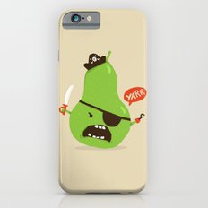 Pear-ate a.k.a The Angry Pirate iPhone 6s Slim Case