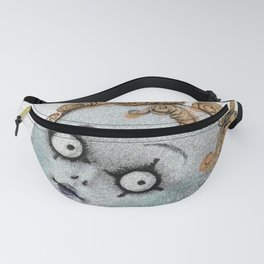 The Zombie Games (girl) Fanny Pack