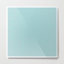 U1: just dots Metal Print