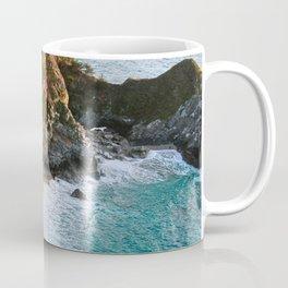 McWay Falls ~ Pfeiffer State Park  12/31/14 Coffee Mug