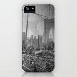 Brooklyn Bridge 3x iPhone Case