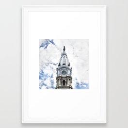 Billy Penn Framed Art Print