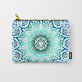 Snow Queen Mandala  Carry-All Pouch