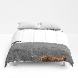 Cheetah's Prosper Comforters