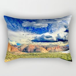 Canyon Lake Arizona Rectangular Pillow