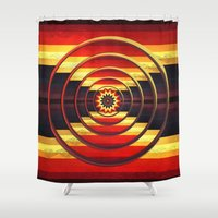 focus Shower Curtains featuring Focus by DebS Digs Photo Art