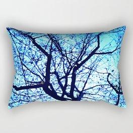 Up the Tree Rectangular Pillow