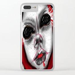 Bury Me Clear iPhone Case
