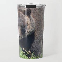 Brown Bear - Alaska Travel Mug