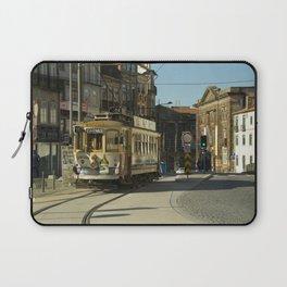 Porto Streetcar Laptop Sleeve
