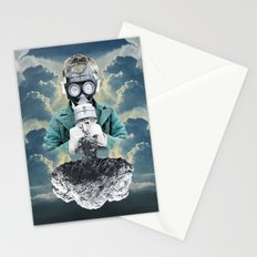 Breathe Easy Stationery Cards
