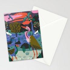 Bird Reserve Stationery Cards