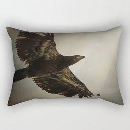 The Light of Daring Rectangular Pillow