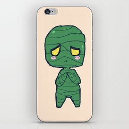 Cute Amumu design iPhone Skin