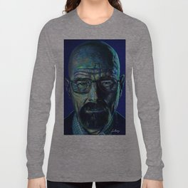 Walter White- Breaking Bad Long Sleeve T-shirt