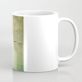 The ghost of Captain Ahab, Moby Dick Coffee Mug