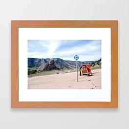Mongolia 2 Framed Art Print