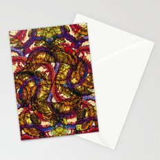 Empanadas Pattern #2 Stationery Cards